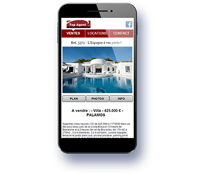 Mobiele Responsive Websites